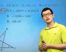 初二数学视频